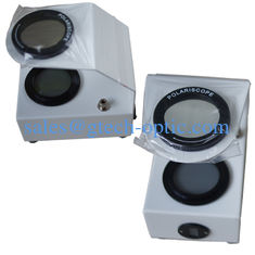 China Desktop Polariscope with LED light source supplier