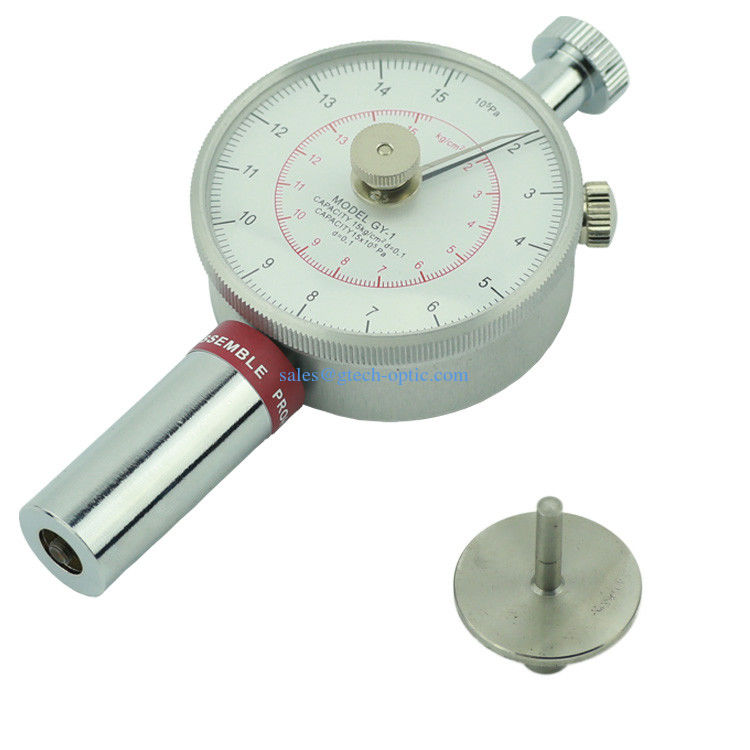 2 - 15 Kg, 10mm Analog Fruit Penetrometer GY-1 for fuit ripeness test supplier